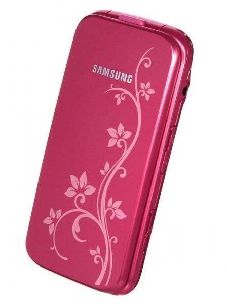 Телефон самсунг раскладушка розовый